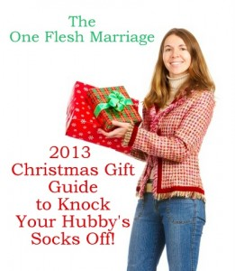 2013 Wife's Gift Guide to Knock Your Hubby's …