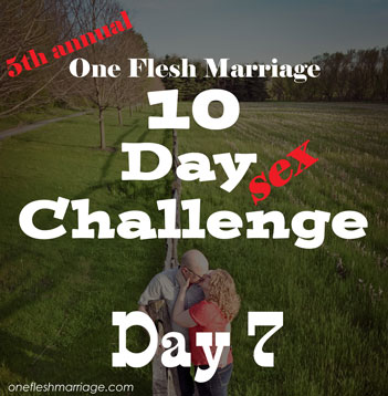 Day 7- Forget the Housework