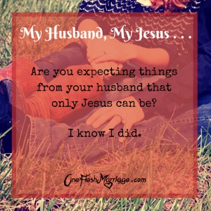 My Husband, My Jesus