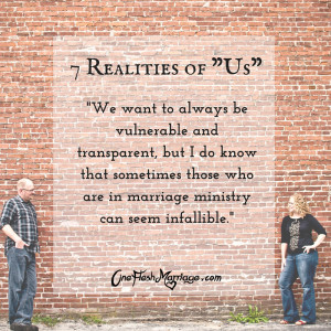 "7 Realities of ""Us"""